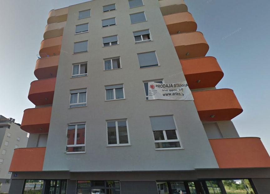 Jaruščica zgrada - Arnika kozmetički salon
